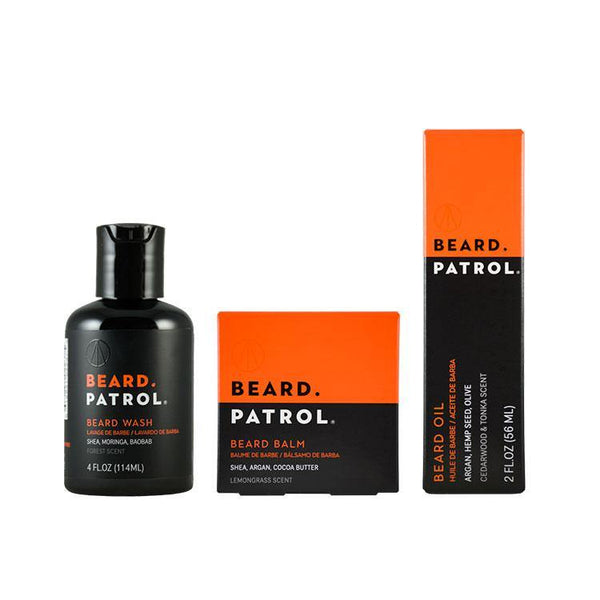 Bangin' Beard Kit - Patrol Grooming