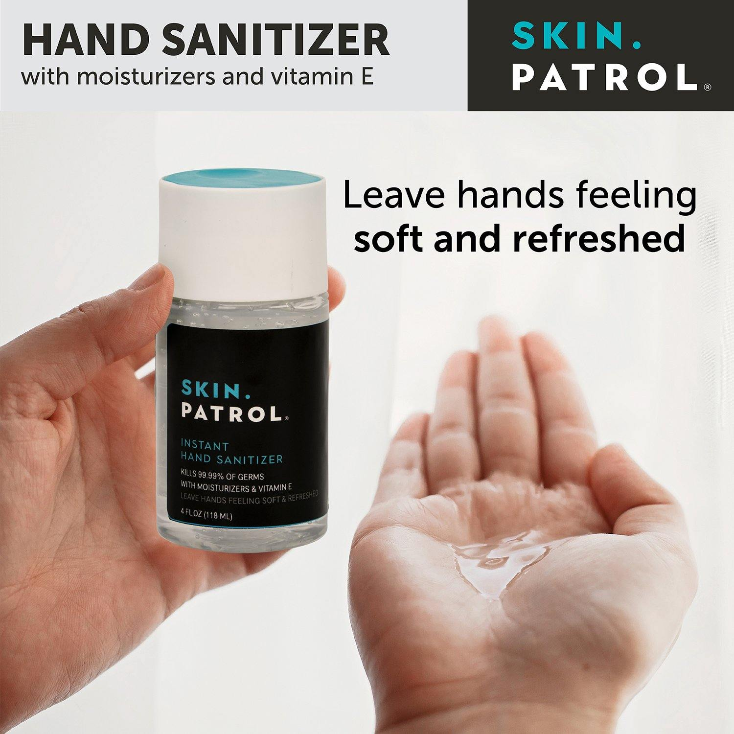 Skin Patrol Hand Sanitizer | PatrolGrooming