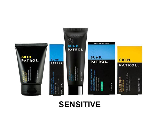 Perfect Shave Kit (Original, Sensitive or Max) - Patrol Grooming