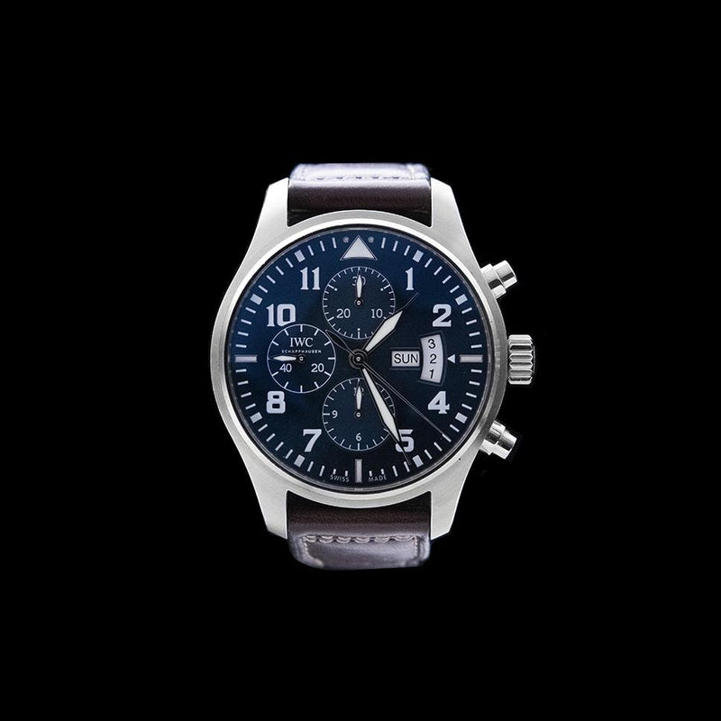 Watch Guide Video - IWC Le Petit Prince Pilots Chronograph