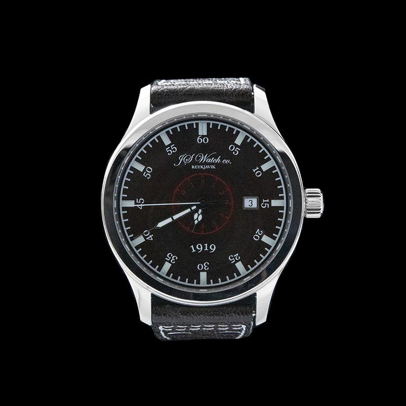 Watch Guide Video: JS Watch Co 1919
