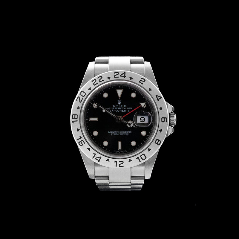 Watch Guide Video - 2010 Rolex Explorer 2