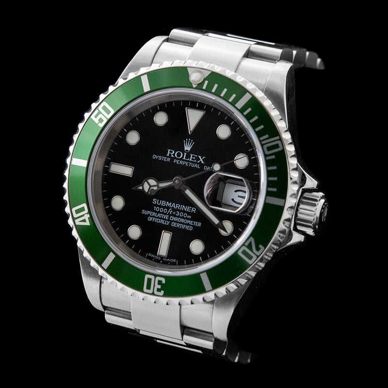 Watch Guide Video: Rolex 50th Anniversary Submariner (Kermit)