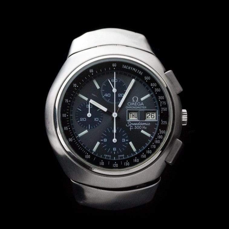 Omega 1978 Speedsonic Chronograph