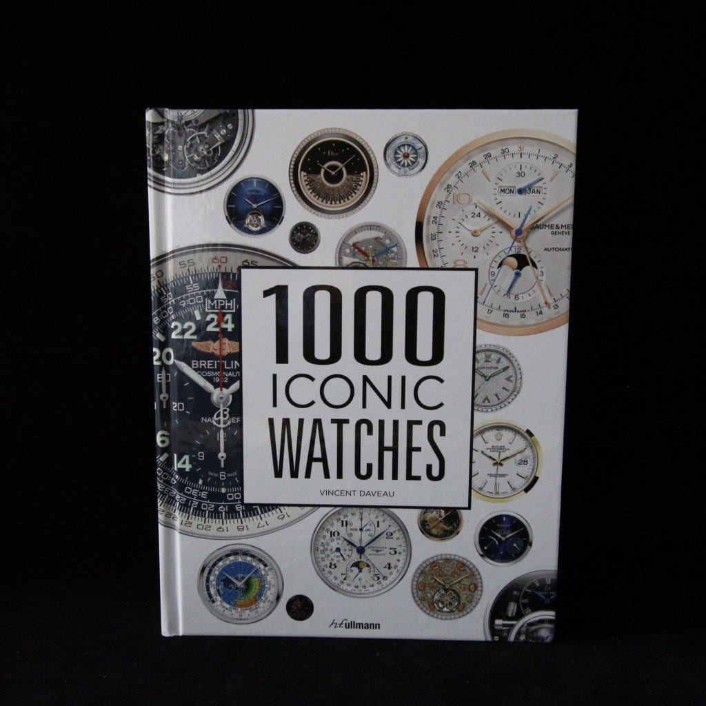 1000 iconic watches book