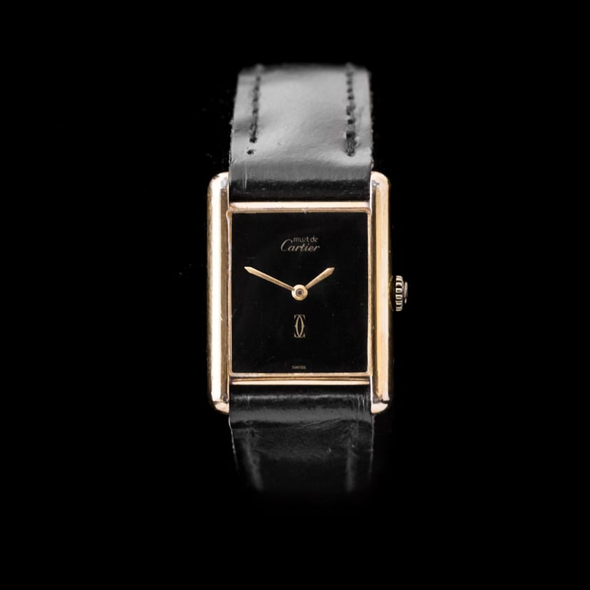 Cartier Ladies Tank
