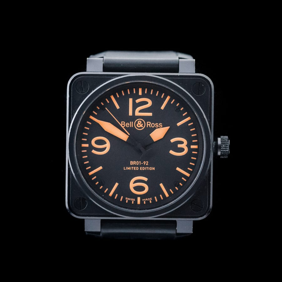 Bell & Ross - BR01-92 Limited Edition