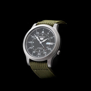Seiko 5 - Khaki Field Watch