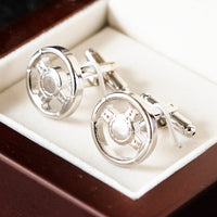 Cufflink - Steering Wheel Pair