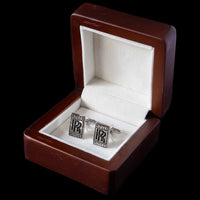 Cufflink - Roll Royce Pair