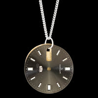Watch Movement Necklace - Harper