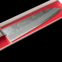 Hand Forged Japanese Knife Zen-pou Gingami3 steel 180mm
