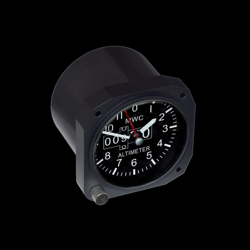 Limited Edition Replica Altimeter Instrument Desk Clock