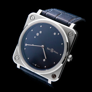 Bell & Ross - Blue Diamond Eagle