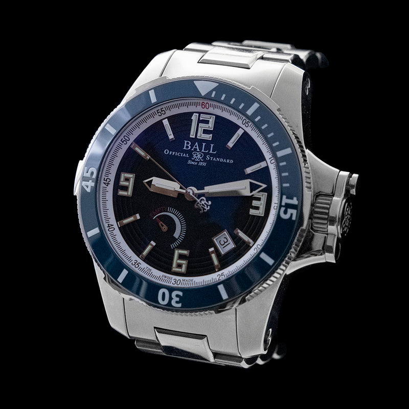 Ball - Hydrocarbon Hunley Limited Edition 009/500