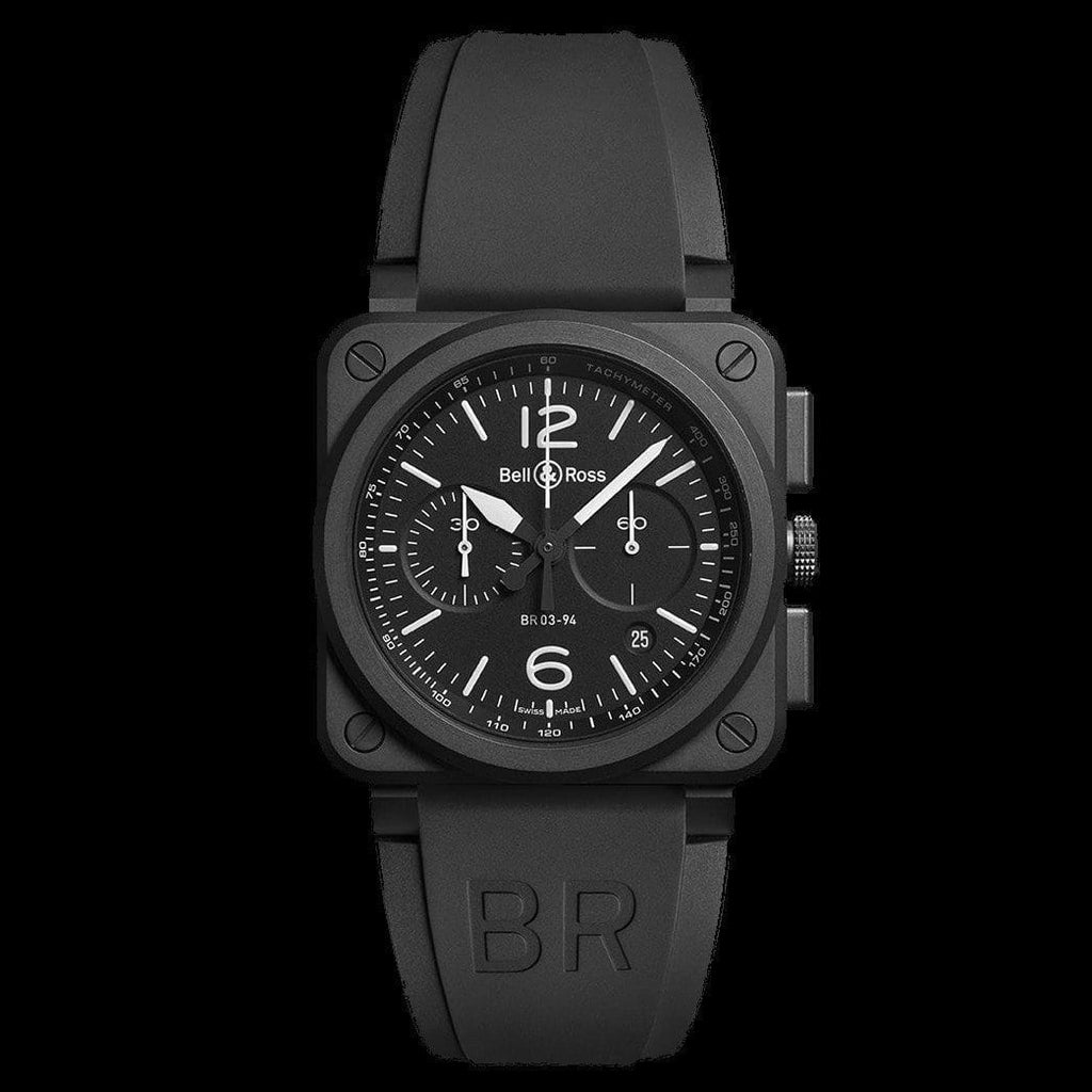 Bell and Ross - BR03-94 Ceramic Chronograph