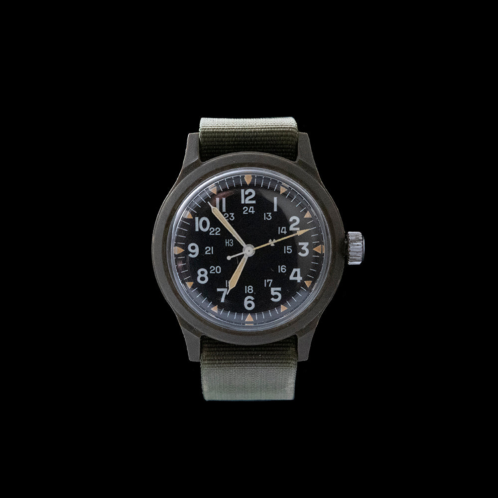 Benrus - 1975 Vietnam Era Field Watch