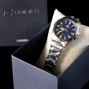 Casio - Blue Dial Edifice