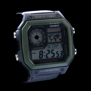 Casio Digital World Time