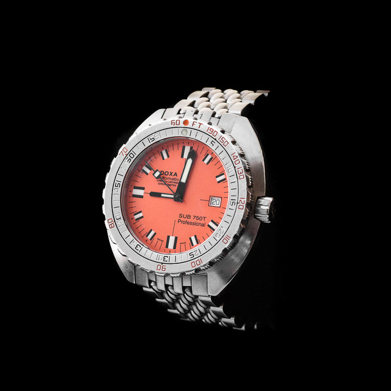 DOXA SUB750T PROFESSIONAL Clive Cussler Special Edition 4782/5000