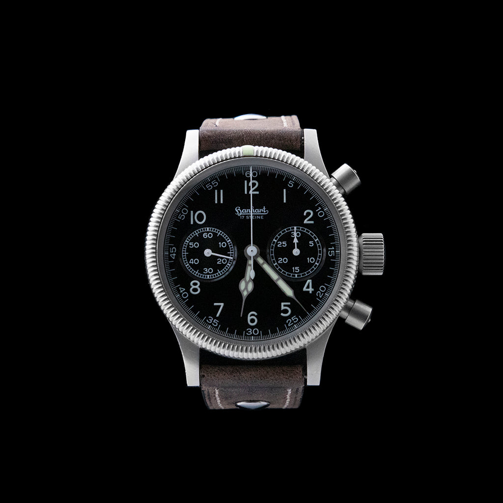 Hanhart - Limited Edition Pilots Chronograph