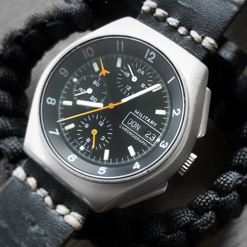 Tutima - Military Chronograph