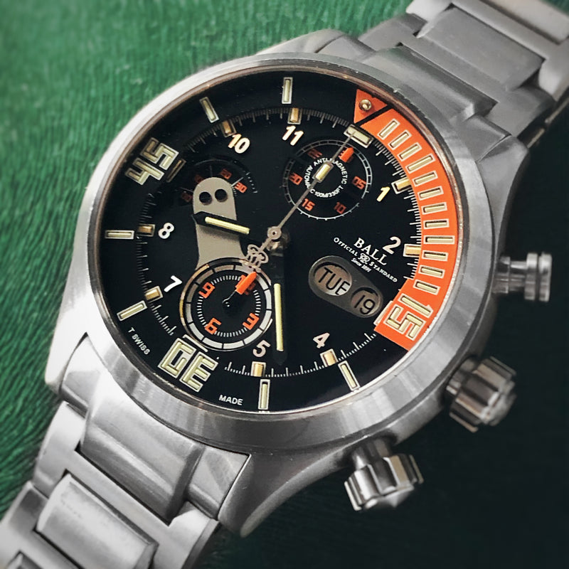 Ball - Engineer Master II Diver Chronograph