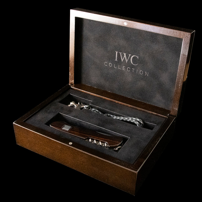 IWC - Portugieser 'Swiss Army' Knife