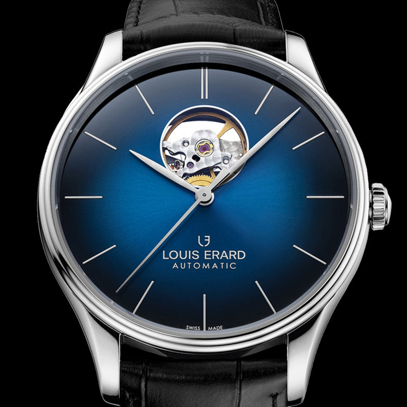 Louis Erard - Heritage Open Blue