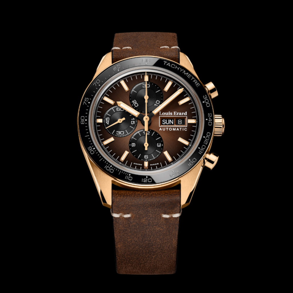 Louis Erard - La Sportive Limited Edition Bronze
