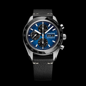 Louis Erard - La Sportive Limited Edition Titanium Blue