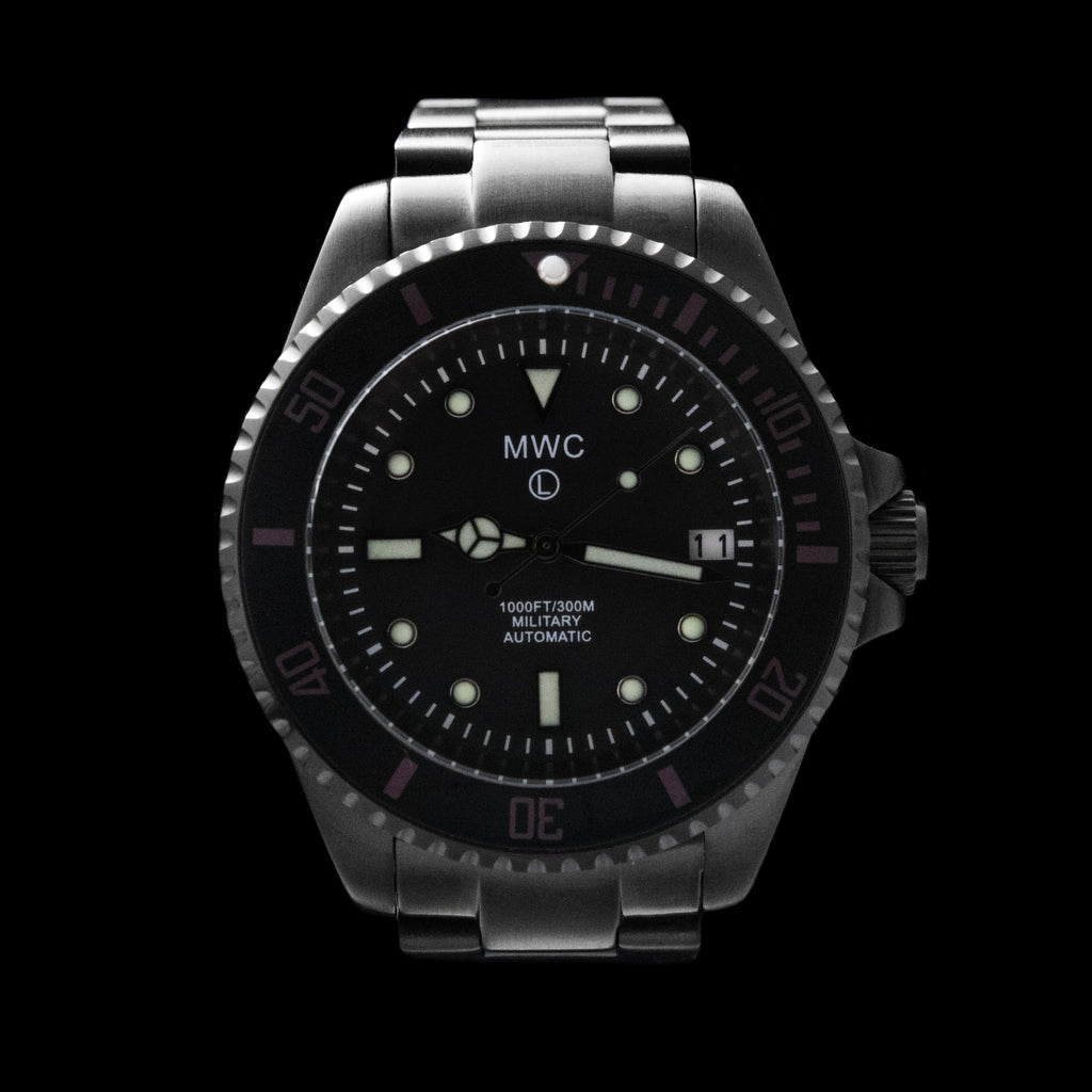 MWC - PVD 300M Automatic Sub