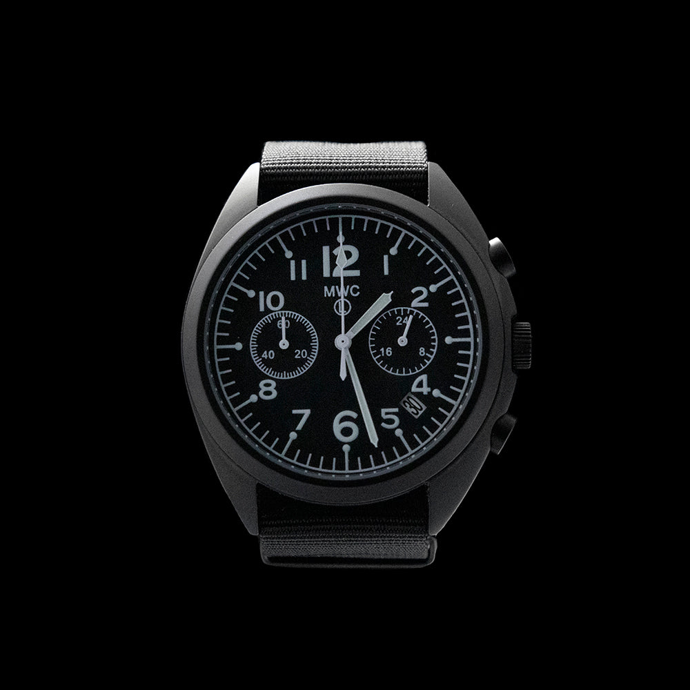 MWC - Hybrid Military Pilots Chronograph