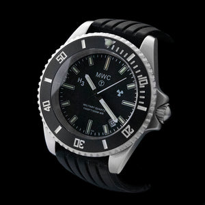 MWC - Military Divers Watch with Tritium GTLS