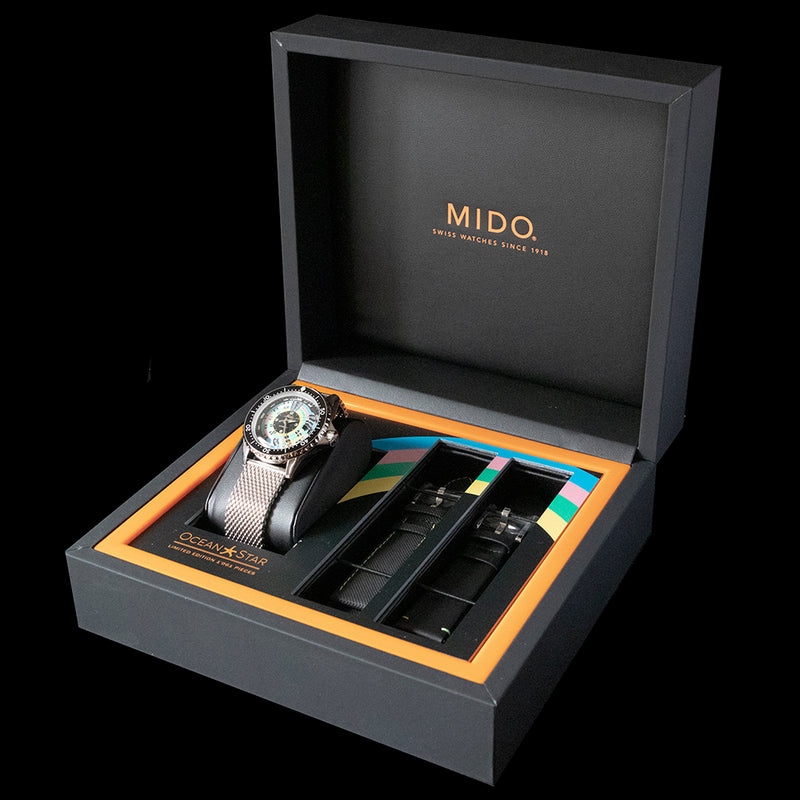 Mido - Limited Edition Ocean Star