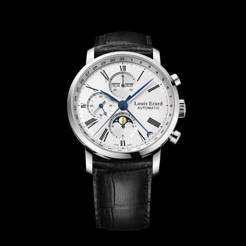 Louis Erard - Excellence Moonphase Chronograph