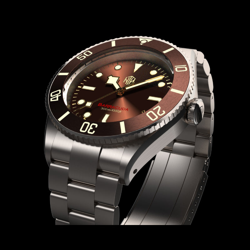 NTH - Barracuda Brown n/date