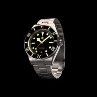 NTH - Barracuda Black w/date