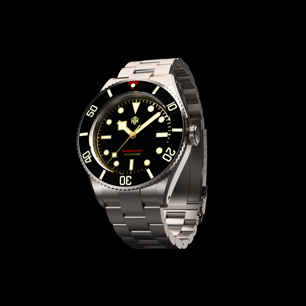 NTH - Barracuda Black n/date