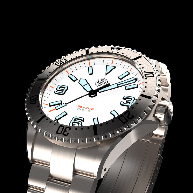 NTH - Swiftsure White no/date