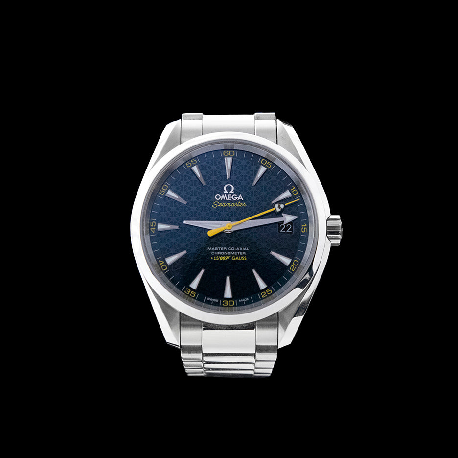 Omega - James Bond 'Spectre' Aqua Terra