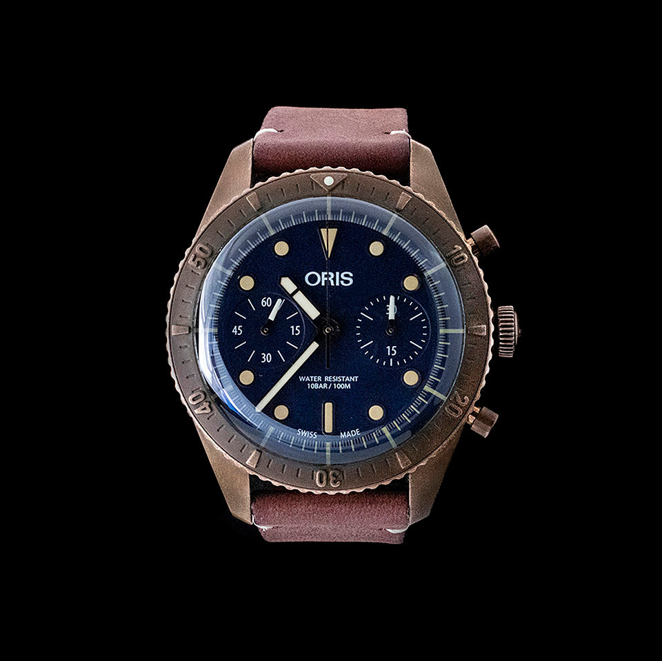 Oris - Carl Brashear Limited Edition