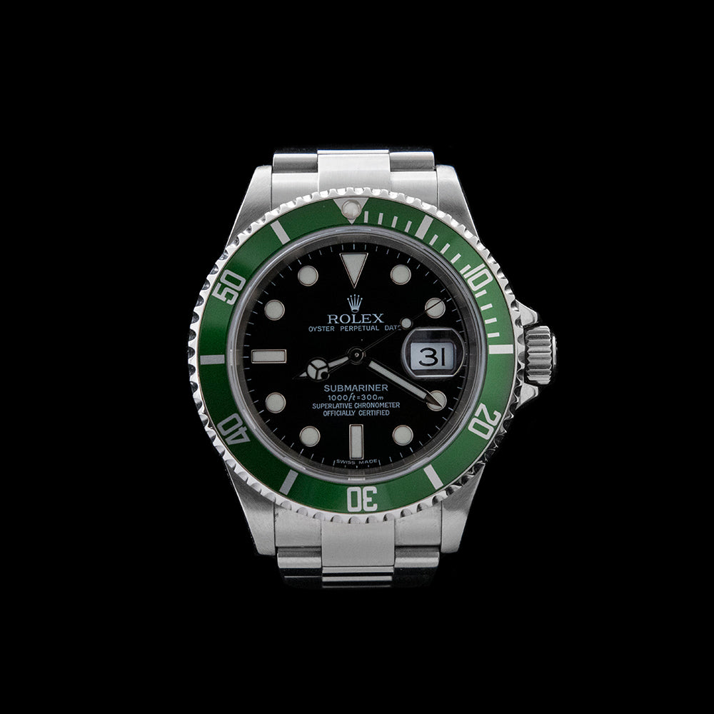 Rolex - 50th Anniversary 'Kermit' Submariner