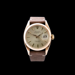 Rolex - 18kt Oyster Perpetual Date