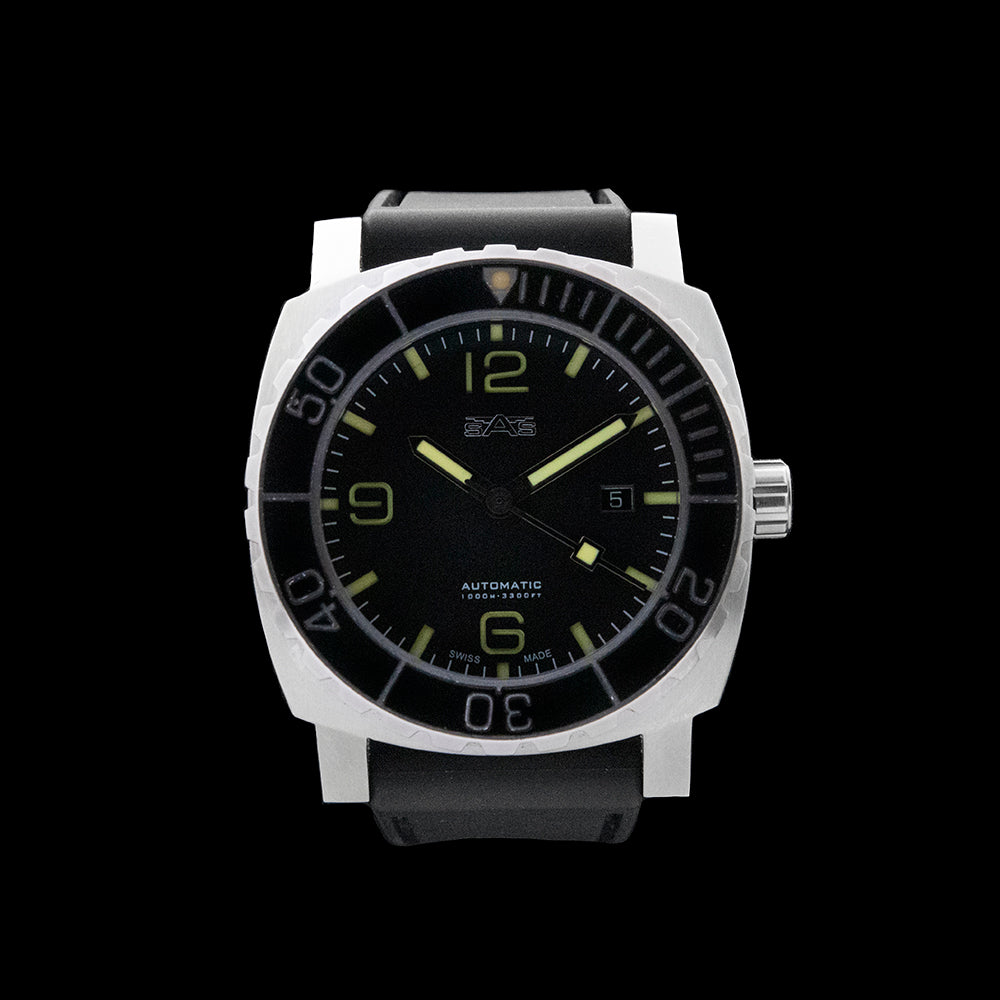 SAS Watch Company - Sea-01 Limited Edition