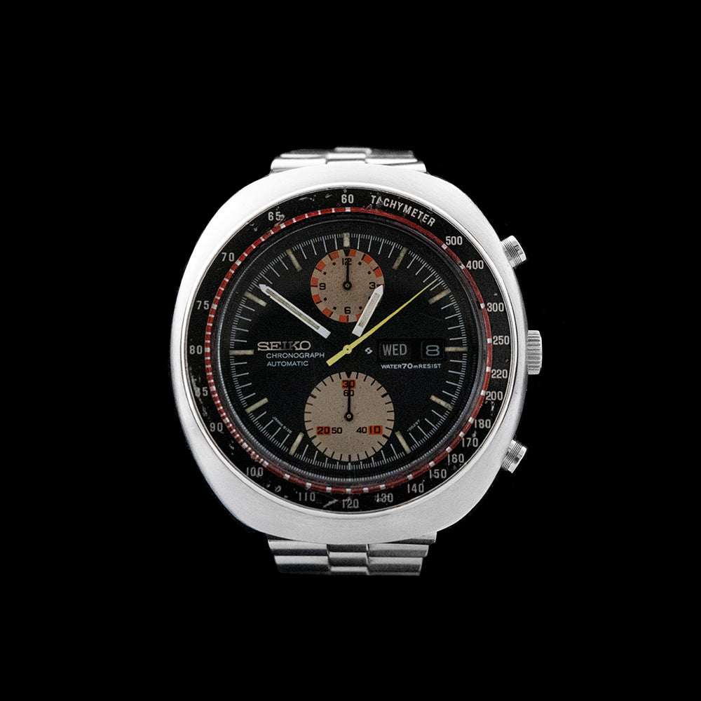 Seiko - UFO 6138-0011 1971 Vintage Chronograph  Automatic Watch