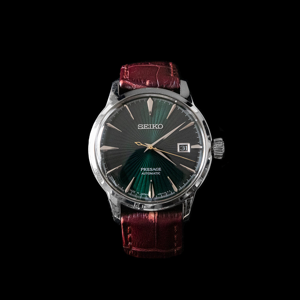 Seiko - Presage Green 'Mockingbird'