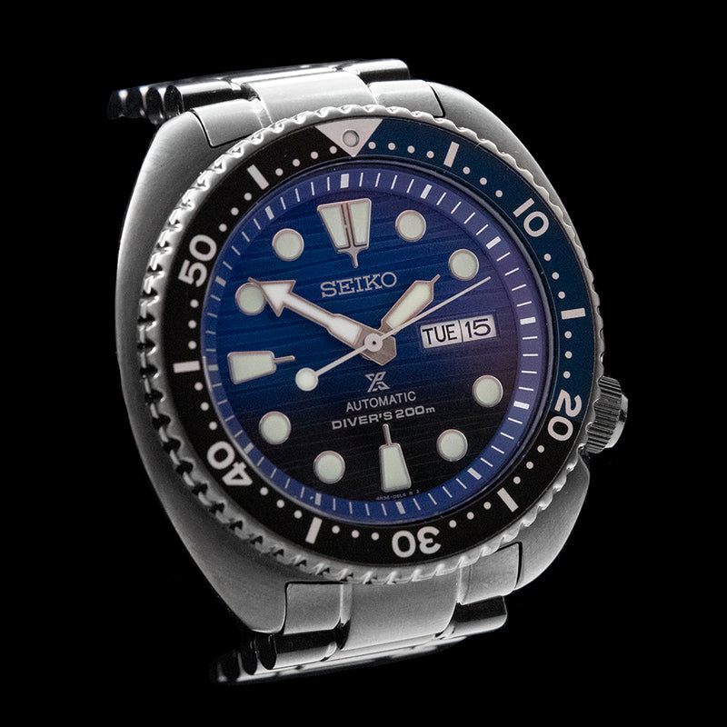 Seiko - Save the Ocean SRPD11K1