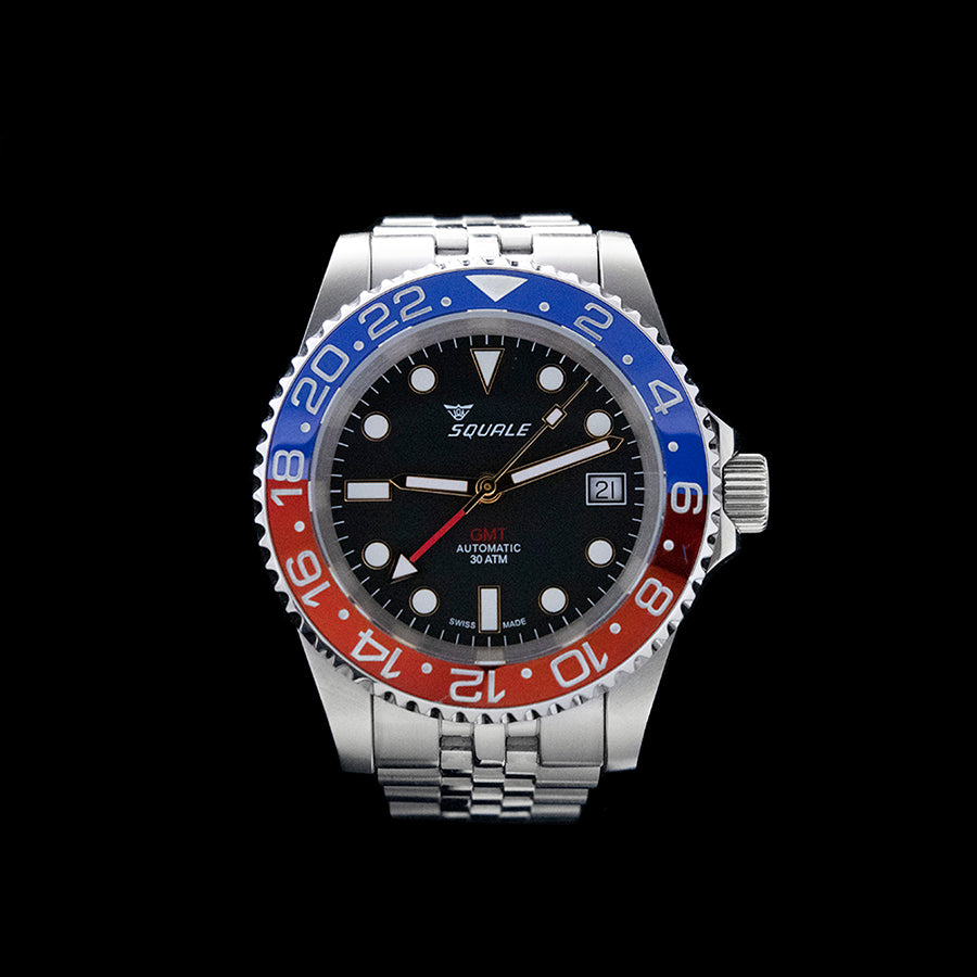 Squale - 30 ATMOS  GMT