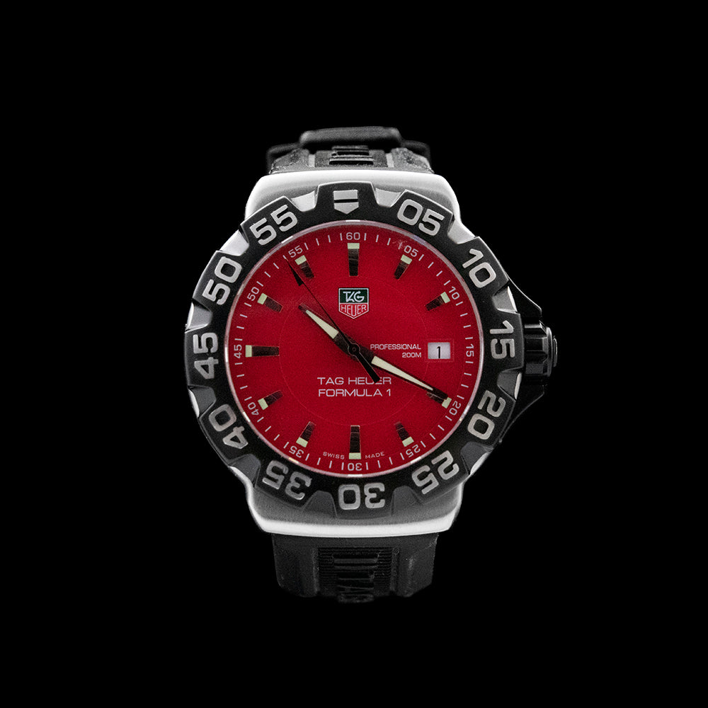 TAG Heuer - Formula 1 Red Steel